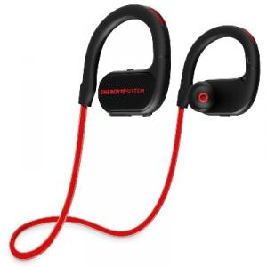 AURICULAR ENERGY SISTEM BT RUNNING 2 NEON RED